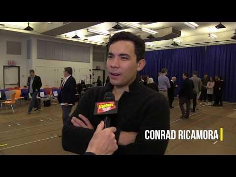 Conrad Ricamora  Soft Power: A Play With A Musical