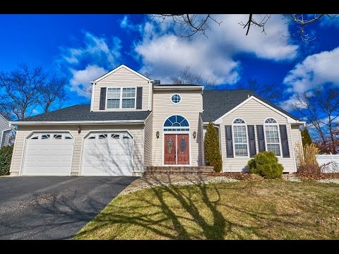 Video Tour 161 Old Orchard Rd, Toms River, NJ 08755