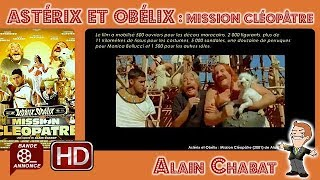 Astérix et Obélix : Mission Cléopâtre de Alain Chabat (2001) #MrCinéma 26