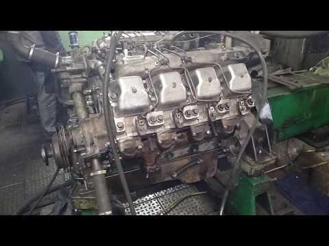 Этот божественный звук мотора КАМАЗ-740!!! ...и дым