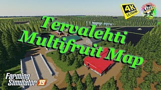 "[""Tervalehti Multifuits Map"", ""tazzienate"", ""4k"", ""4k video"", ""4k resolution"", ""4k resolution video"", ""fs19"", ""fs-19"", ""fs19 mods"", ""fs19 maps"", ""farming simulator"", ""farming simulator 19"", ""farming simulator 2019"", ""farming simulator 19 mods"", ""farming s"