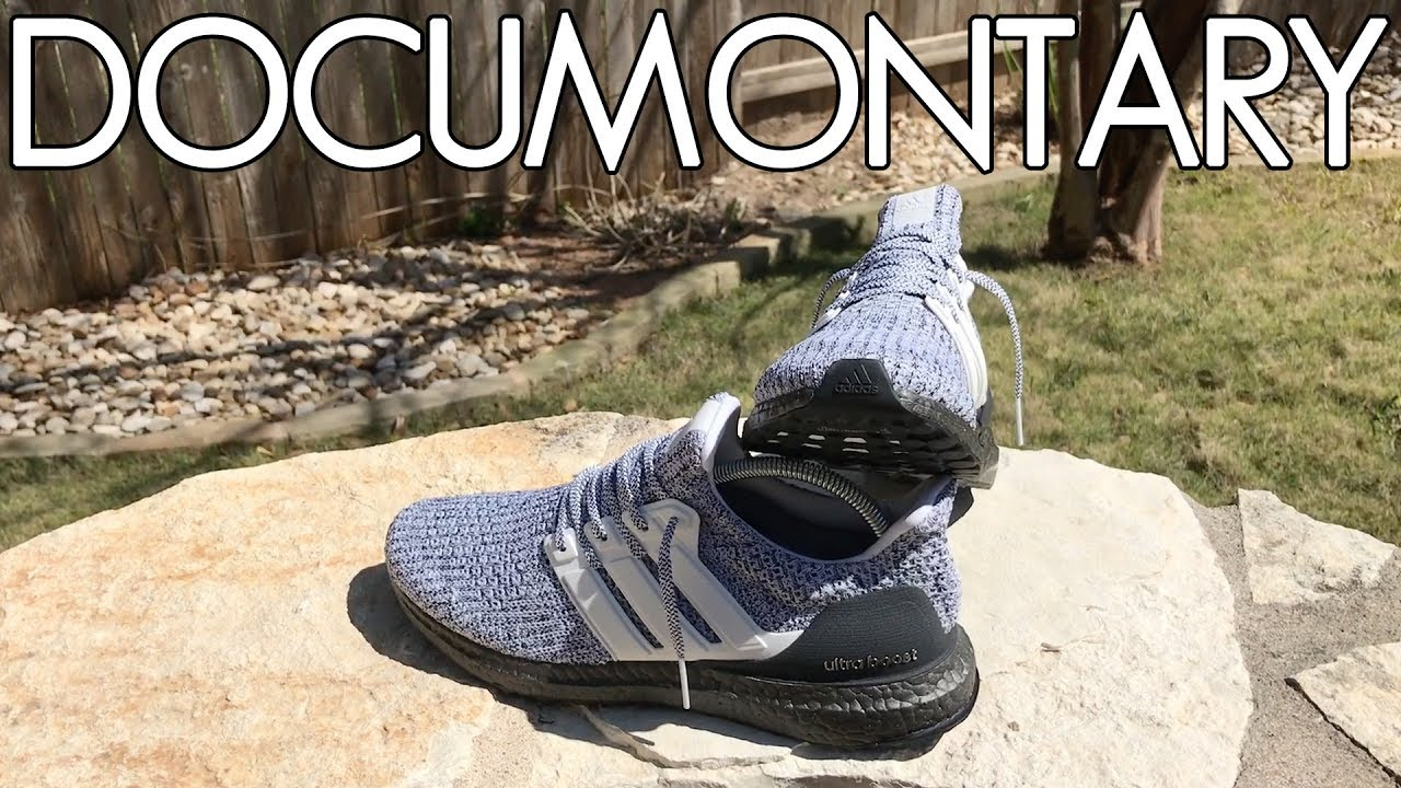 abf069cfd adidas Ultra BOOST 4.0 Cookies and Cream Review   On-Feet ...
