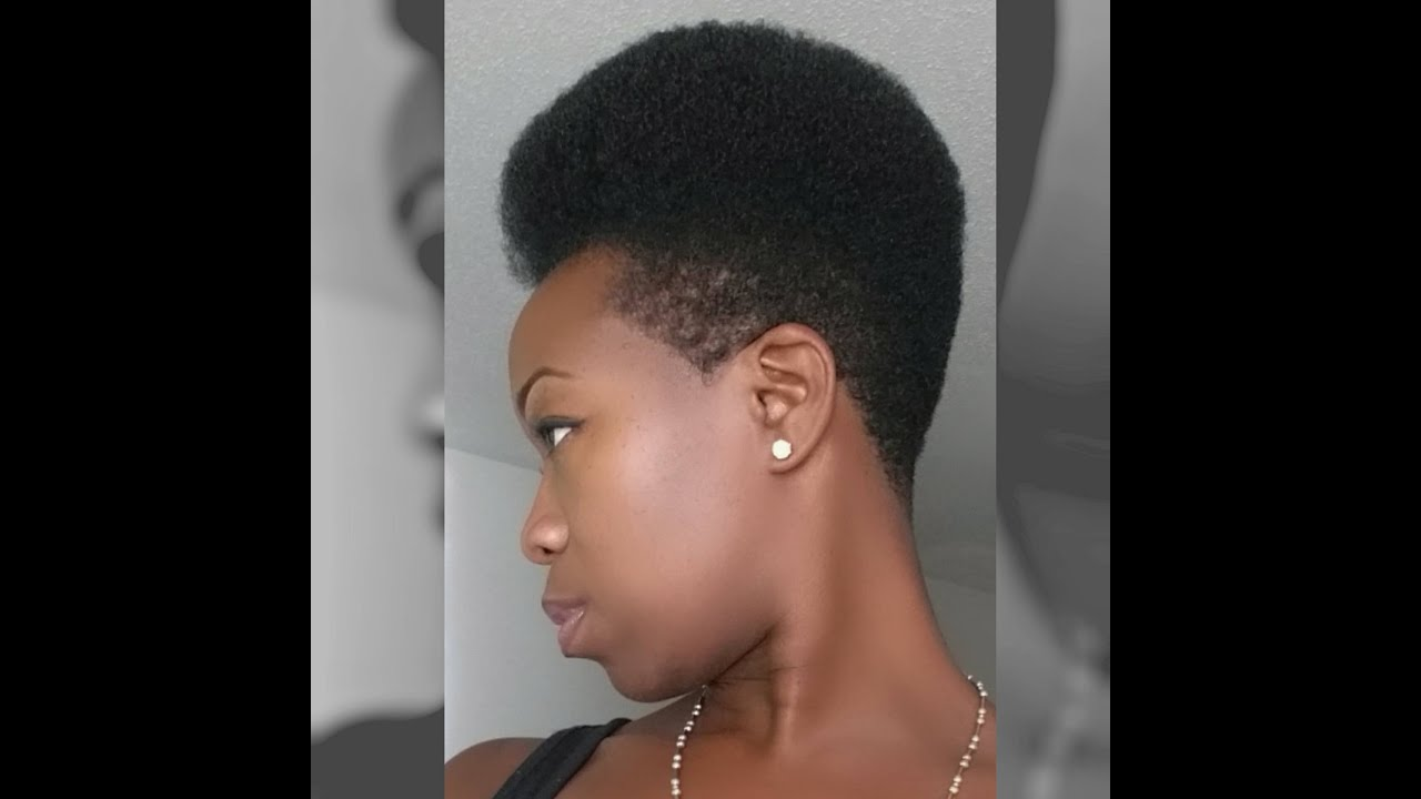 natural hair style cuts hair update tapered hair cut 6891 | maxresdefault