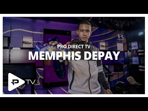 In the Spotlight with Under Armour Dreamchaser Memphis Depay
