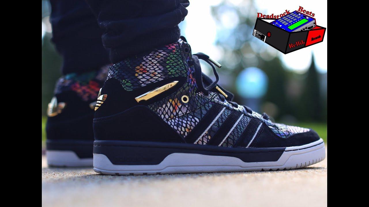 purchase cheap 1223a e5bdc Big Sean x adidas Originals 2014 Metro Attitude (On Feet) (eXimus Beat)