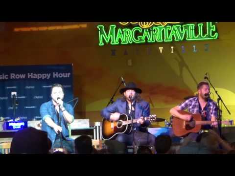 "Eli Young Band ""Never Land"" 6-9-2017"