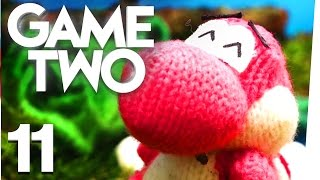 Game Two #11 | Halo Wars 2, Ghost Recon: Wildlands, Poochy & Yoshi's Woolly World