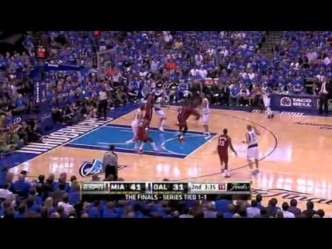 NBA Finals 2011: Miami Heat Vs Dallas Mavericks Game 3 Highlights (2-1)