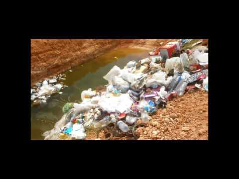 Seeing Our Beautiful Earth's Freshwater Groundwater Being Poisoned by Our Rubbish & Waste