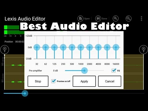 Best Audio Editor for Android Phone