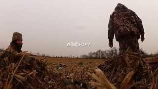 GoPro Goose Hunting 2014 - BBB CREW HONKER HO-DOWN