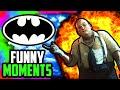 THE RETURN OF DUMB BAT (Batman Arkham Knight Funny Moments)