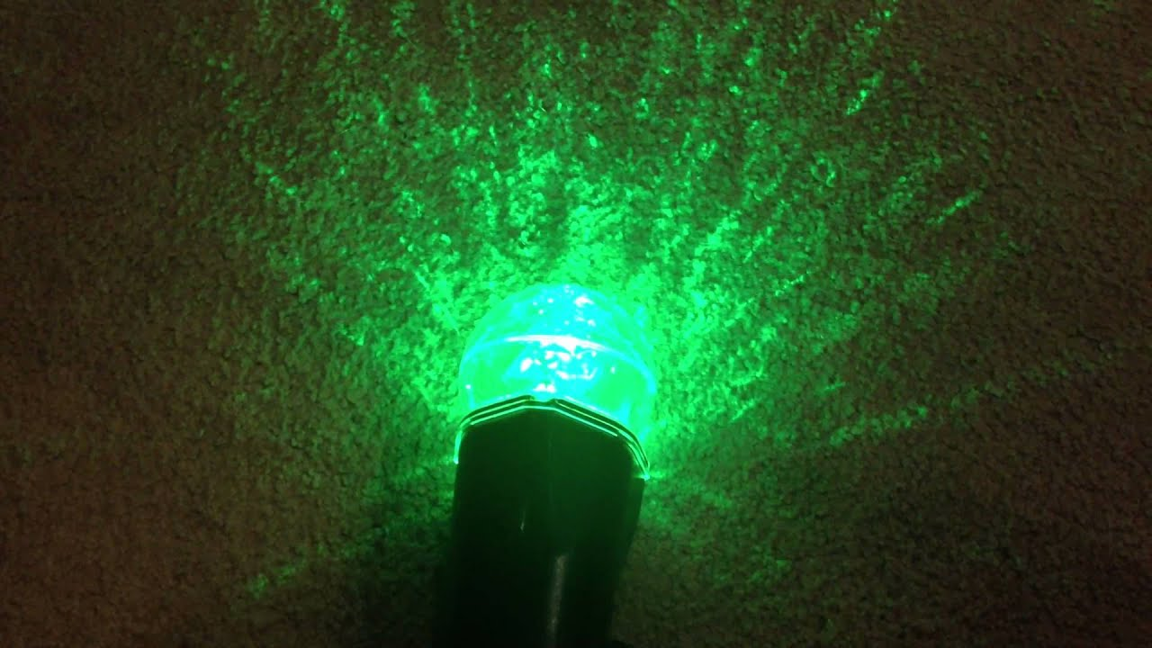 AppLights RGB Kaleidoscope Spot Light Colors & Effects