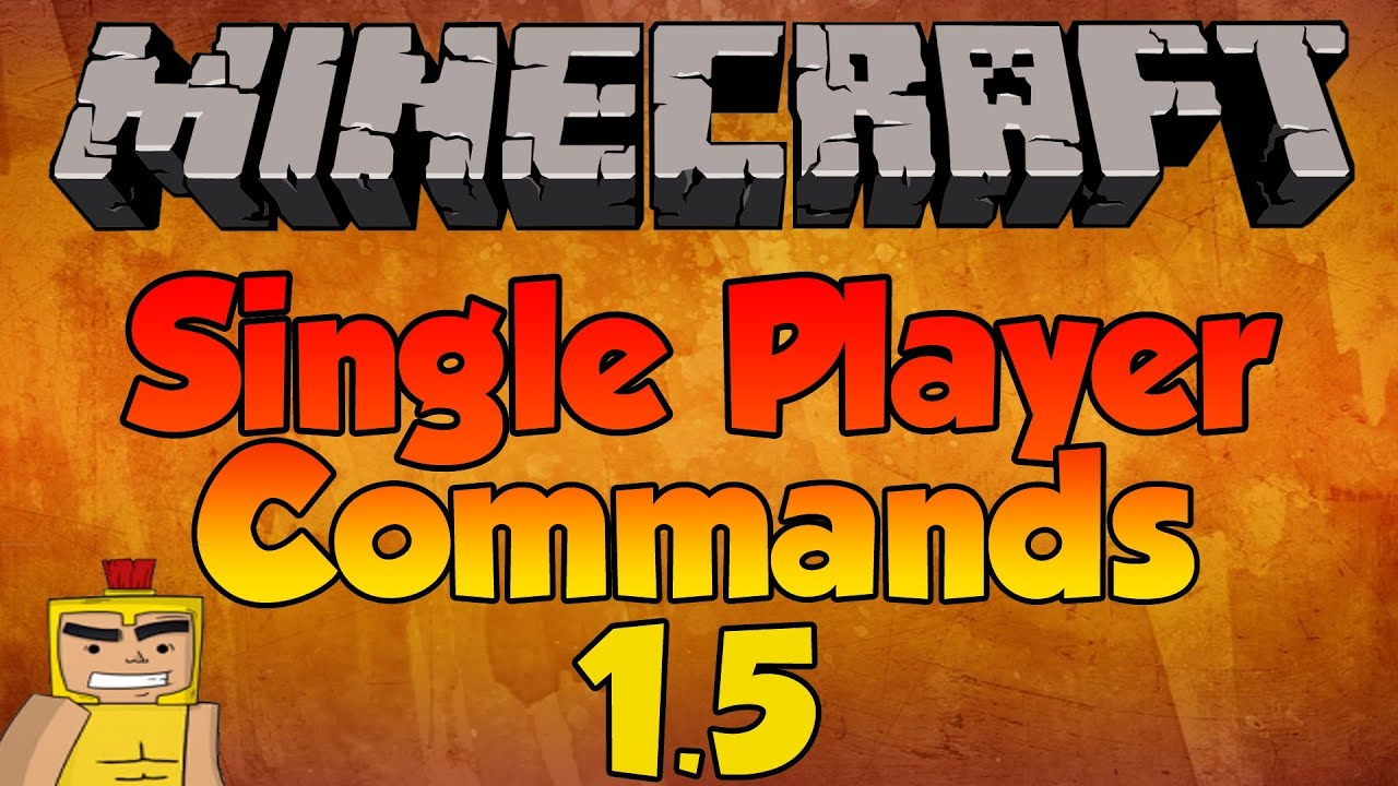 How To Use NEW Single Player Commands Minecraft YouTube - Minecraft single player teleport command