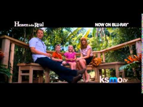 HEAVEN IS FOR REAL  KSMO TV  Kansas City MO