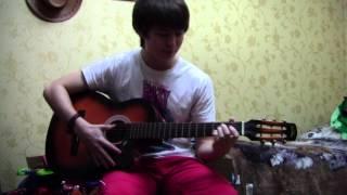 Видео-Урок 1 (обучение гитары)