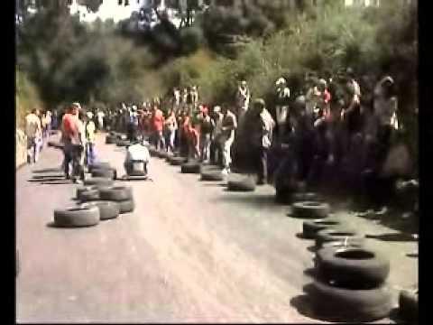 1ª Corrida de Carrinhos de Rolamentos de Galegos São Martinho! 2007