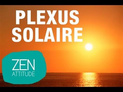 relaxation plexus solaire