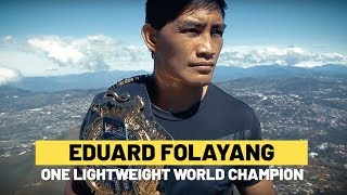 ONE Feature | Eduard Folayang Talks Philippines vs. Japan Rivalry