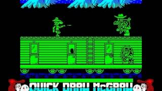 Quick Draw McGraw Walkthrough, ZX Spectrum