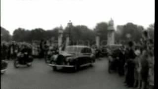 Jacqueline & John F. Kennedy in London