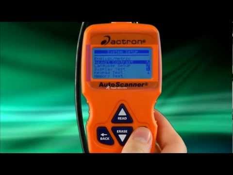 Actron AutoScanner