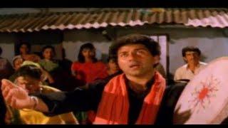 Shad Rahe Aabad Rahe - Video Song | Kasam | Sunny Deol, Chunky Pandey & Neelam