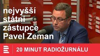 Pavel Zeman: Před premiérem nebudu zastírat, že v GIBSu jsou určité problémy