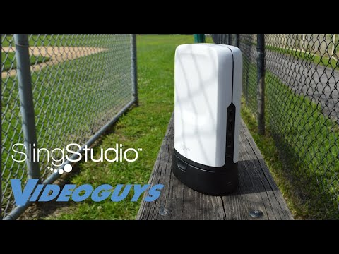 Outdoor Live Streaming With SlingStudio | Videoguys News Day 2sDay LIVE Webinar |