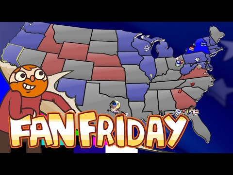Fan Friday! - The Political Machine 2016....er 2012