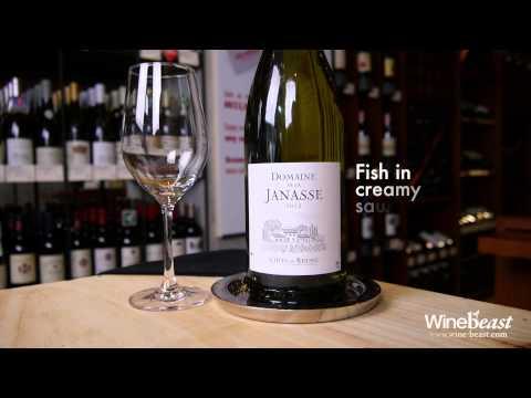 Bonne Dégustation - AOC Côtes du Rhône Domaine de la Janasse and Domaine Fontbonau - click image for video