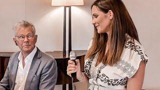 Katharine McPhee Foster & David Foster - L.O.V.E @ Casa of LA Foster Dreams Gala (13 May 2021)