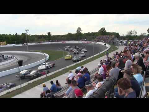 Sunset Speedway Super Stock Featture 1 2016 08 20