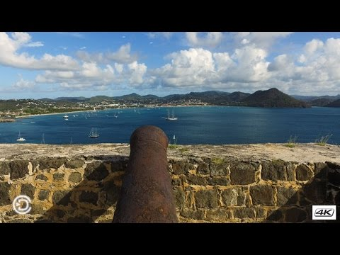 Pigeon Island National Park - Saint Lucia