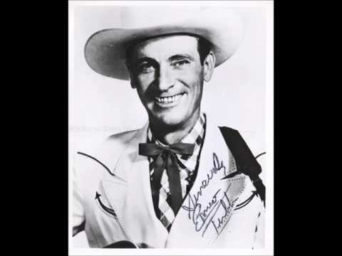 Ernest Tubb - I'll Have To Live And Learn (Alternate) - (1945).
