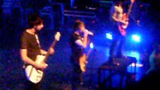 All Time Low - Jasey Rae - start of Poppin on kerrang tour birmingham 02 acedemy