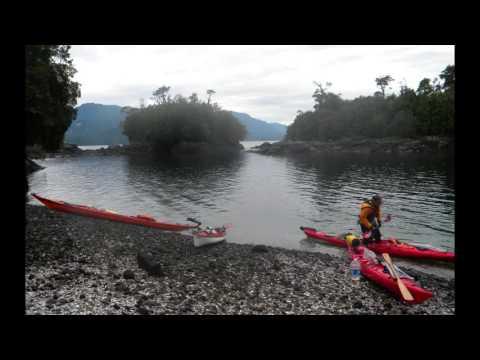 Kayak en los fiordos chilenos: Vuelta a la Isla Magdalena
