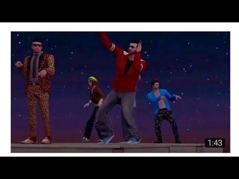 (GTA V ONLINE FUNNY MOMENTS) HIKE VS. FRIENDS ON PS4