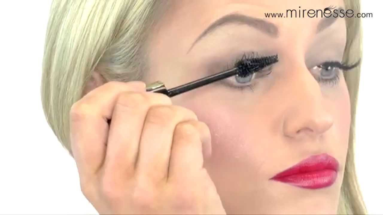 How To Create Super Long Full Lashes Instantly! Mirenesse Supreme ...