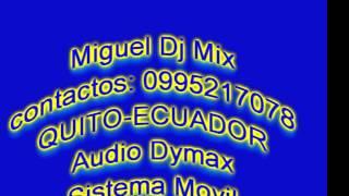 en este mismo lugar CHICHA MIGUEL DJ MIX