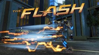 DCUO: The Flash vs Savitar