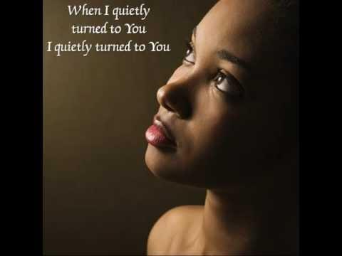 Cynthia Clawson - I Quietly Turned To You