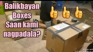 FOREXWORLD SENDING Balikbayan Boxes  SA PINAS.