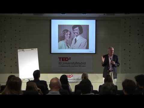 Un-Quanting: Paris de L'Etraz at TEDxIEUniversityMadrid