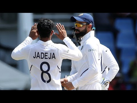 India vs West Indies 1st Test Highlights Match | Ind vs WI 1st Test Day 1 Highlights Match