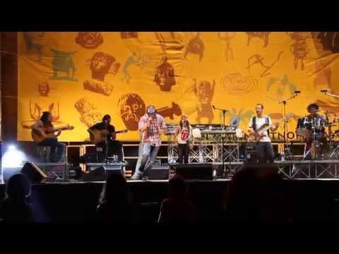 Lenacay en concierto - Vacileo (parte)