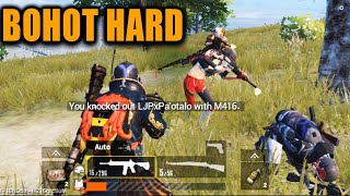 How to handle Such intense Situation | Predator Pubg mobile