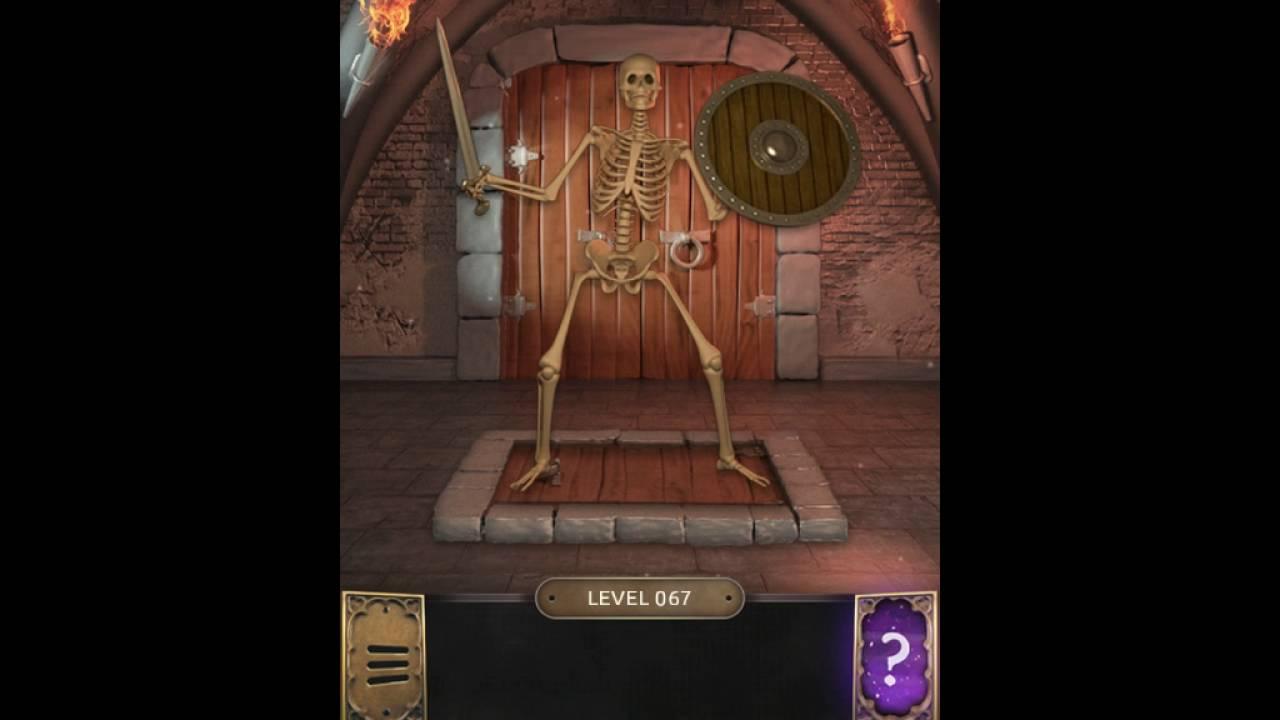 100 дверей challenge прохождение 7 уровень
