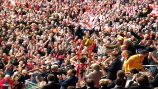 When the Saints go marching in  /  Southampton  Chant # 2