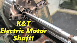 sns-242-k-electric-motor-shaft